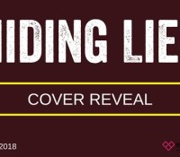 Cover Reveal: Hiding Lies by Julie Cross