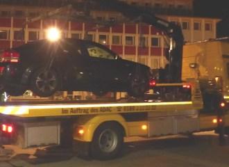 Rüsselsheim: Die Stadtpolizei greift durch