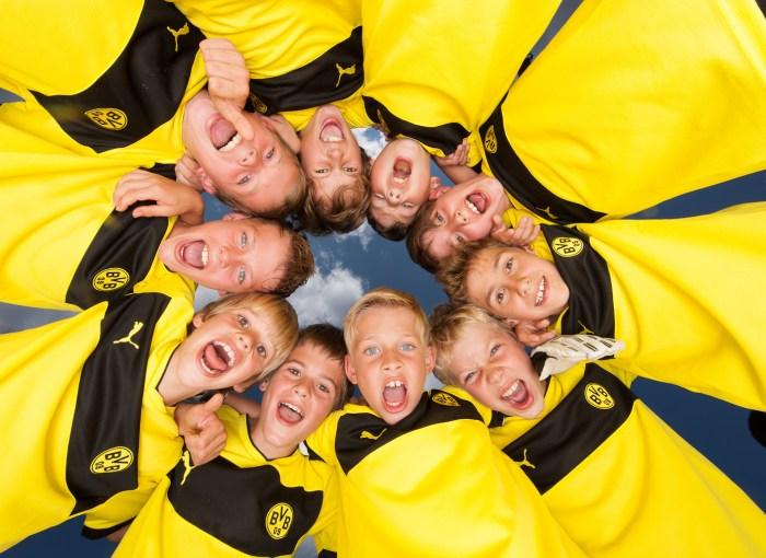 Borussia Dortmund ist zu Gast in Rüsselsheim