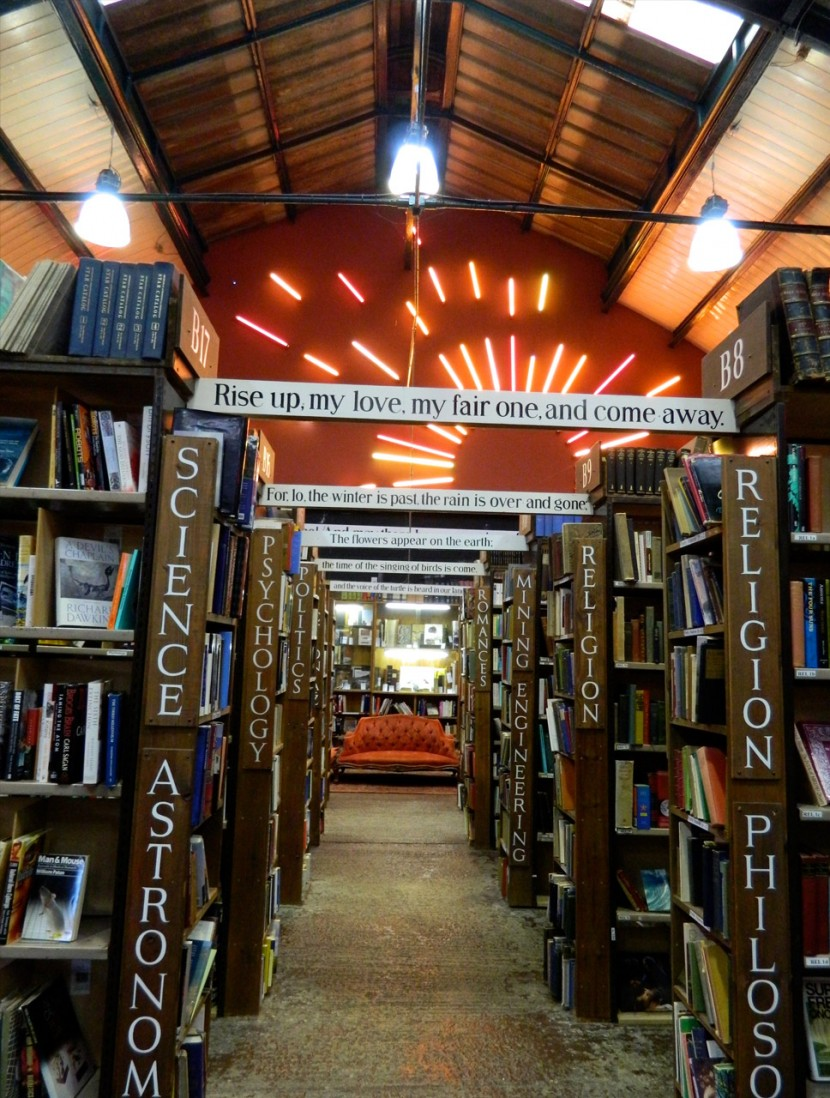 Barter Books, Alnwick, Reino Unido