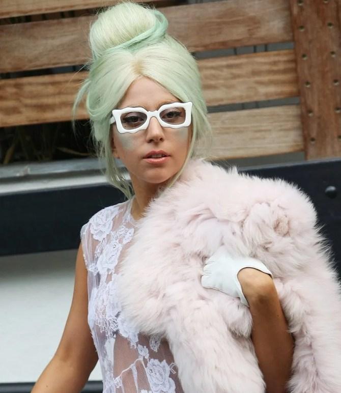 EOH Oculos Lady Gaga