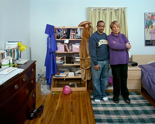 Kathy e Lyonel, oito meses