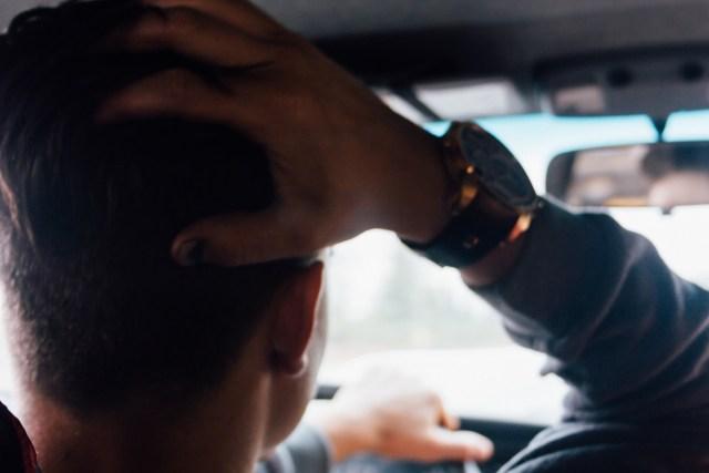 difficile de communiquer en voiture