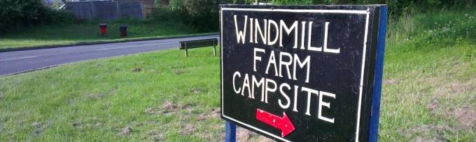 Windmill Farm camp site