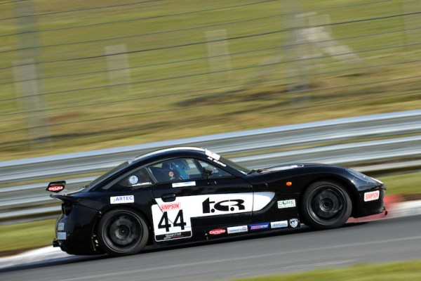 Max Bird (GBR) TCR Ginetta Junior