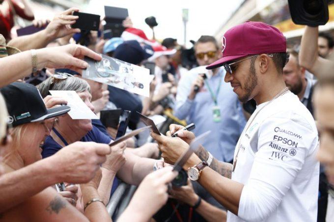Lewis Hamilton Burgundy Spanish Grand Prix Cap
