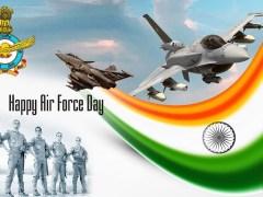 8 अक्टूबर - भारतीय वायु सेना दिवस