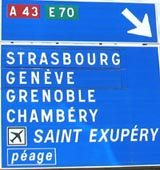 motorwaysign france
