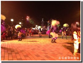 HK Disneyland Halloween Parade