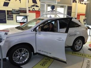 Computer History Museum - Google X Self-Driving Car