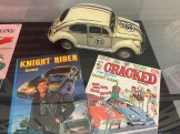 Computer History Museum - Herbie and Knight Rider