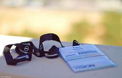 My Symantec Vision 2010 conference badge