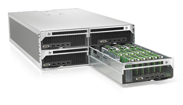 Redstone server platform