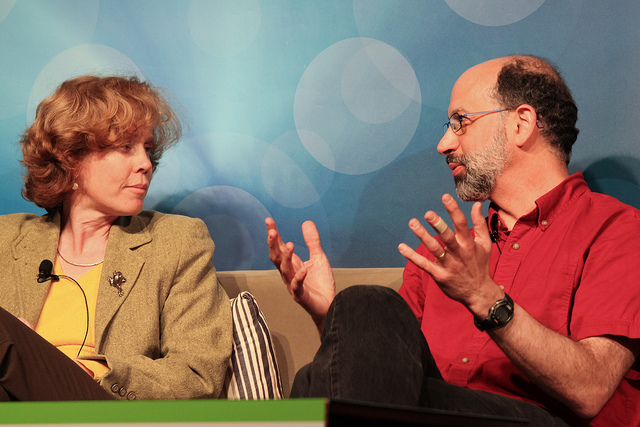 Christina Page, Yahoo & Bill Weihl, Google - Green:Net 2011
