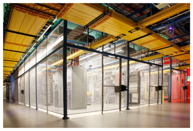 Equinix Silicon Valley Data Center