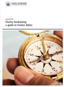 Trustee fundraising guidance cover image and link