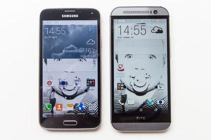 Galaxy-S5-vs-HTC-One-M8-Display