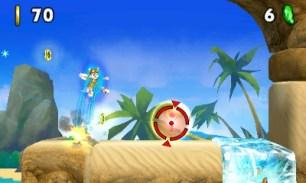 Sonic Boom Fire & Ice Screenshot