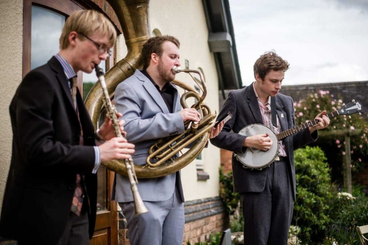 The Jelly Roll Jazz Band