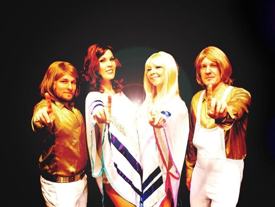 Abba Tribute Band London UK And Gothenburg Sweden
