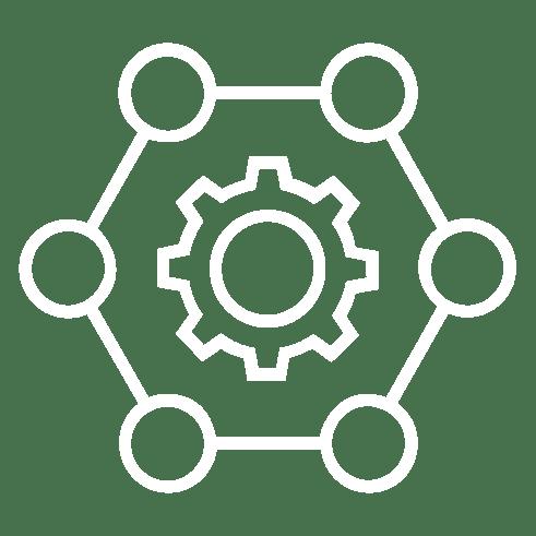 Non-profit marketing campaign operational execution capabilities icon
