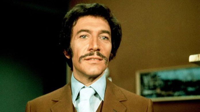 Image result for Doctor Who' And 'Flash Gordon' Actor Peter Wyngarde Has Died