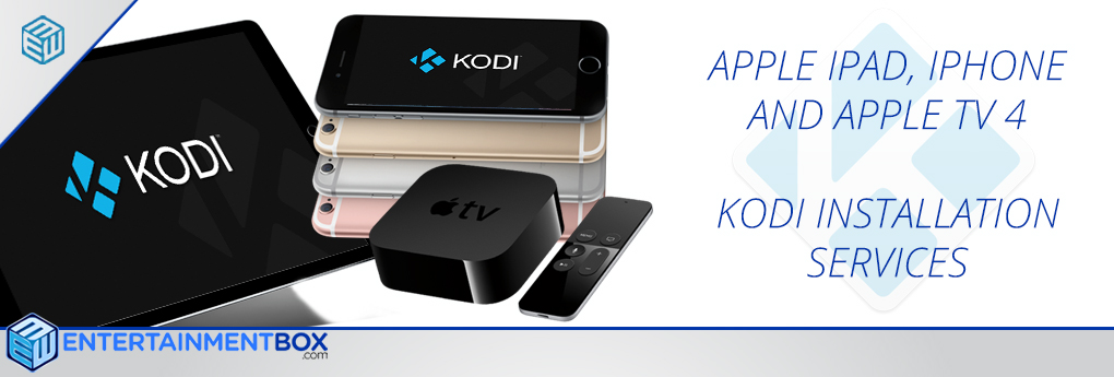KODI APPLE TV 4, KODI IPHONE, KODI IPAD