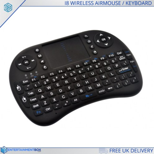 i8 Wireless Keyboard