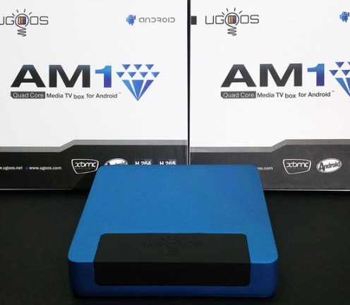 Ugoos AM1 TV Box custom firmware update Download