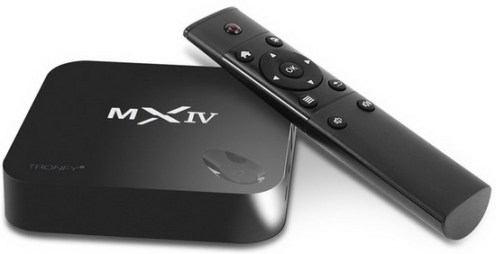 TRONFY MXIV Telos TV Box Android Lollipop 5.1.1 custom firmware download