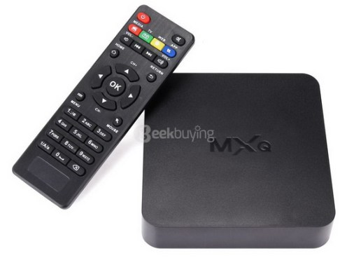 MXQ TV Box Android KitKat 4.4.2 Custom Firmware Download