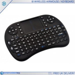 i8 portable air mouse