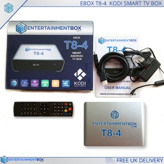 Best Droid TV box T8 V4