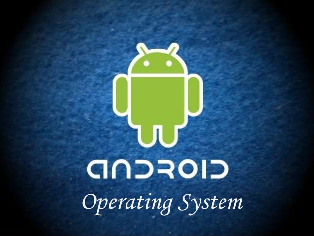 Android OS presenting by Ebox