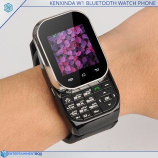 sale KenXinDa W1 Bluetooth Watch