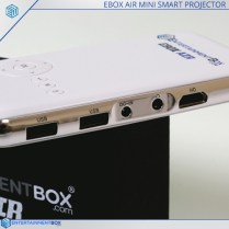 Ebox air USB ports View