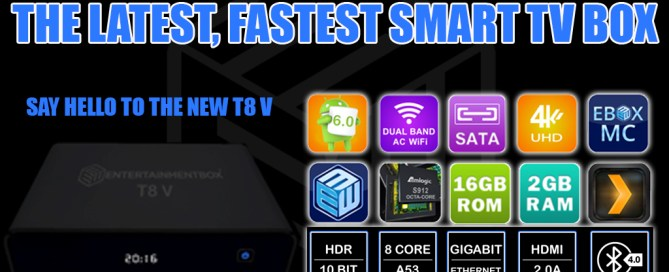 The all new fastest TV box 2017