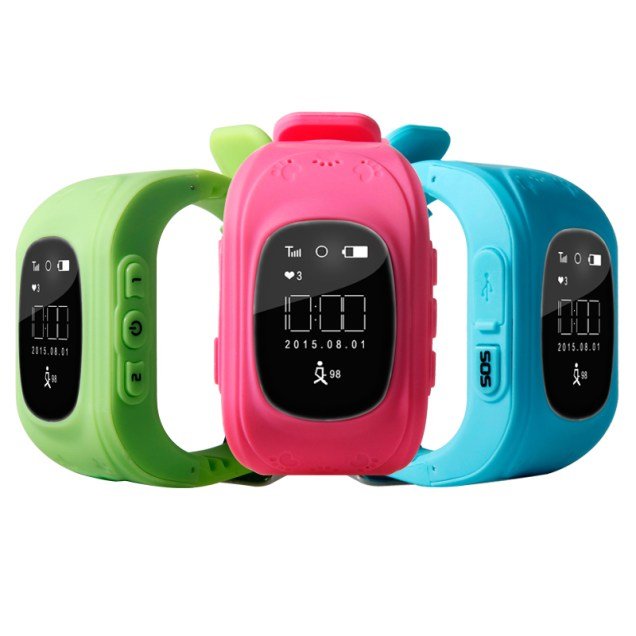 Q50s GPS Watch For Kids, GPS tracker watch, Mobile Phone Tracking Watch