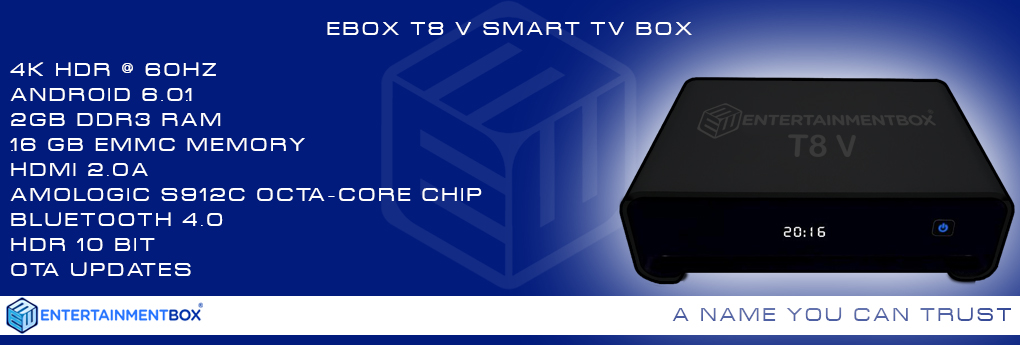 button to buy t8 V TV box