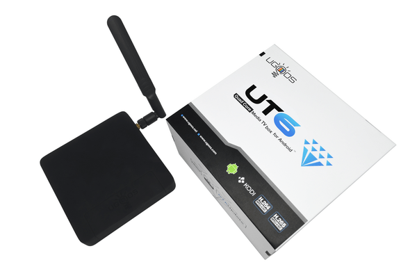 Ugoos UT6 TV Box Android 6.0.1 v1.0.0 Firmware Download