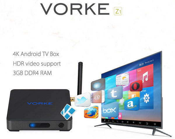 Vorke Z1 TV Box Android 6.0 stock firmware Download