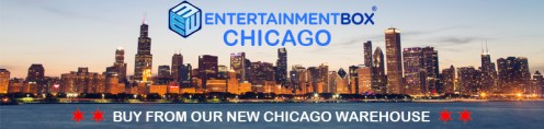 EntertainmentBox USA. Item Dispatched and returns handled by our dispatch centre in Chicago USA