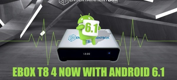 How to update T8 V4 TV box from Android 5.1 to Android 6.1