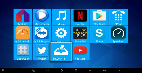 Latest Qintex MSP05 Android Smart Projector Android Lollipop 5.1.1 Firmware Download