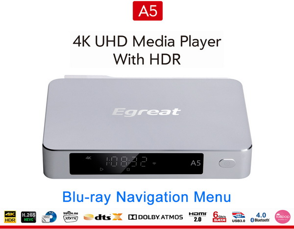 Latest Egreat A5 TV Box Firmware Download Android Lollipop 5.1.1