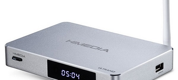 Latest Himedia Q5 Pro TV Box Firmware Download Android Nougat 7.0