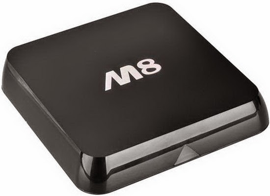 Latest M8 II M12 TV Box Firmware Download Android KitKat 4.4.2