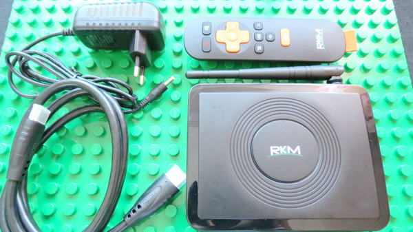 Latest RKM MK22 TV Box Firmware Download Android 7.1
