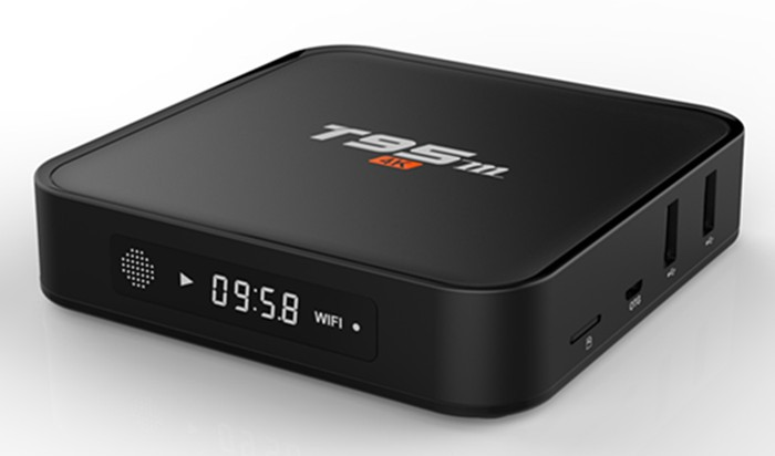 Sunvell T95M TV Box Firmware Download Android Marshmallow 6.0