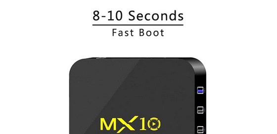 Latest MX10 TV Box Firmware Download Android Nougat 7.1.2